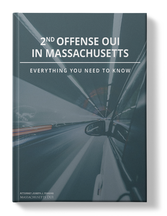 2nd Offense OUI in MA Everything You Need To Know
